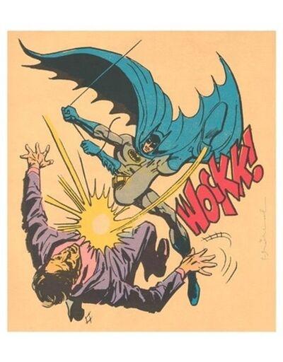Mr. Brainwash, 'Bat-Wockk!', 2019