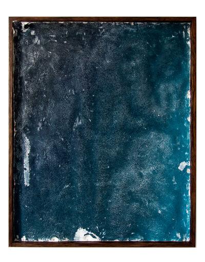 Ann Iren Buan, 'Drifting Veil (Dark Aqua) ', 2017
