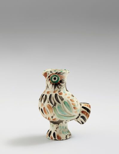 Pablo Picasso, 'Chouette (Wood-Owl)', 1969