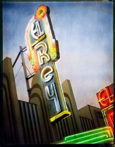 Jim McHugh, 'El Rey Theater', 2005