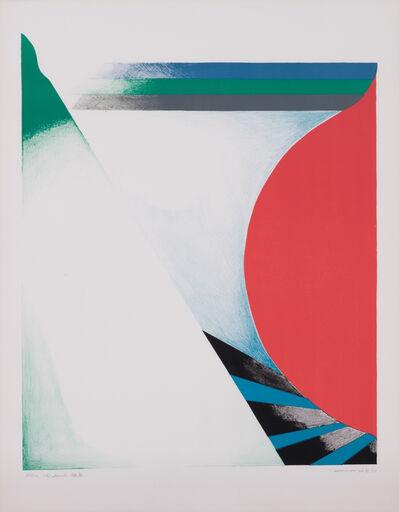 Takesada Matsutani, 'The beach', 1970