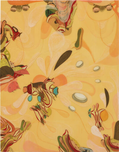 Alyson Shotz, 'Organic Bloom', 2003