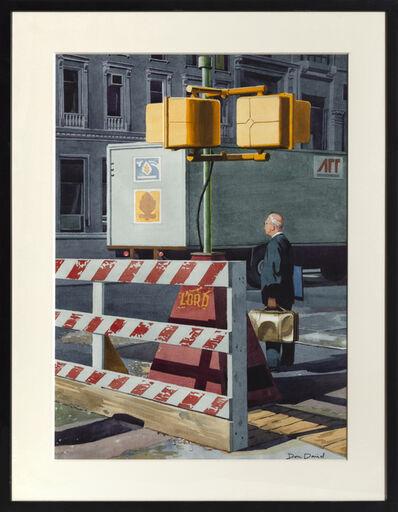 Don david, 'Crosswalk', 1980