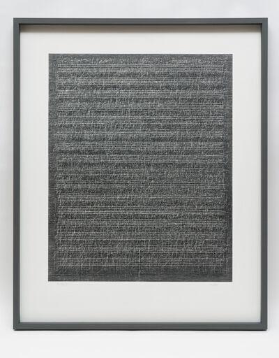 Paul Fry, 'Sea Song | 16.1', 2019