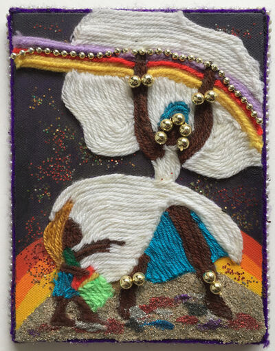 Nzuji De Magalhaes, 'Spirit Dancer 1', 2002