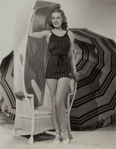 John Miehle, 'Jane Hamilton in swim wear', 1945