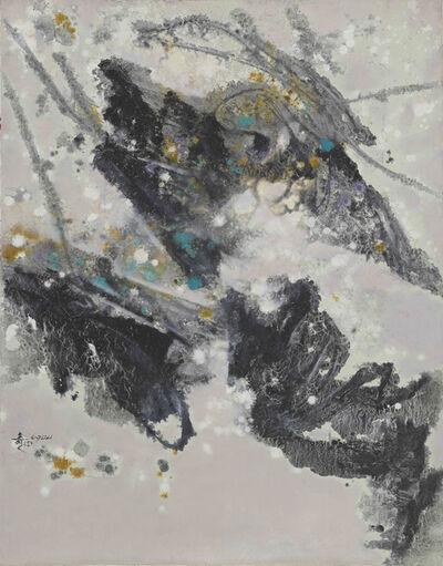Hu Chi-Chung 胡奇中, 'Painting6904', 1969