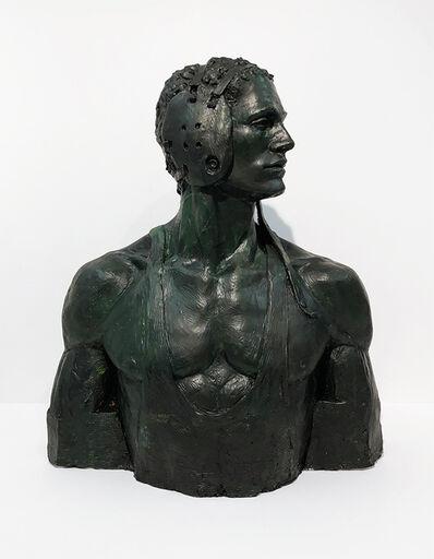 Mark Beard, '[Bruce Sargeant (1898-1938)] Wrestler Bust', n.d.