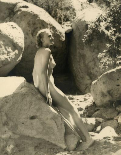 Forman Hanna, 'Canyon Depths', 1920-1929