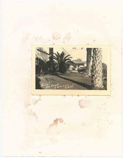 Pat O'Neill, 'Hotel de Anza', 1974