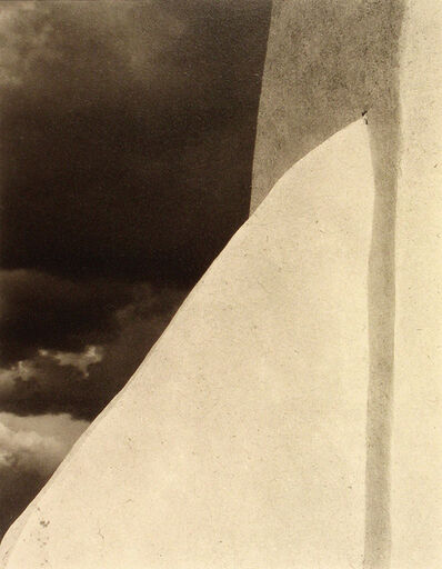 Paul Strand, 'Church, Ranchos de Taos, New Mexico', 1932