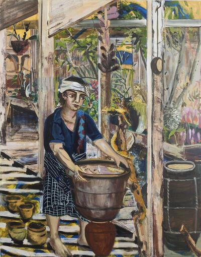 Maia Cruz Palileo, 'The Preparations', 2018