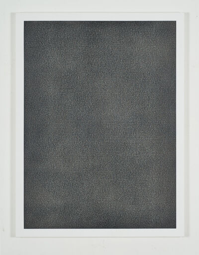 Martin Bennett, 'Grey Volume Painting - Always Hurting The  One I Love', 2016