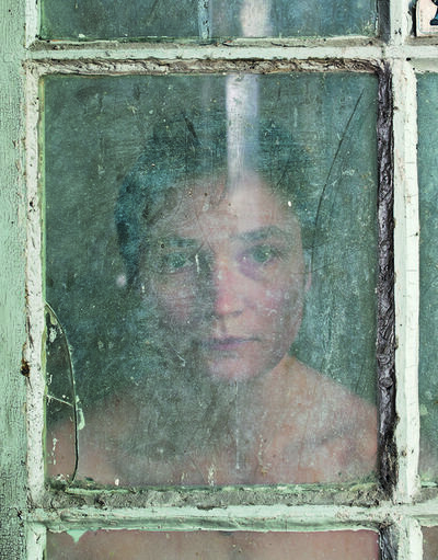 Elina Brotherus, 'Through the looking-glass', 2011