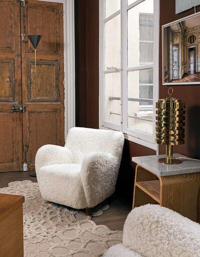 Mogens Lassen, 'Pair of armchairs', 1936