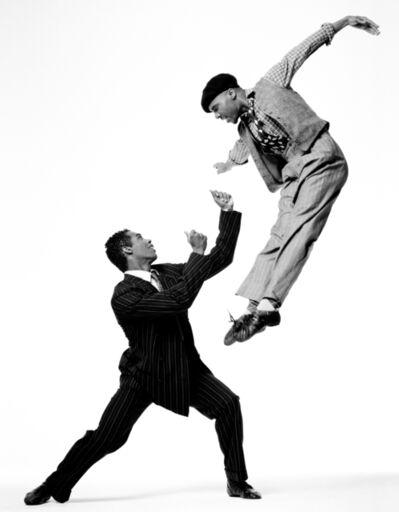 Richard Corman, 'Alvin Ailey Dancers 2', 1996