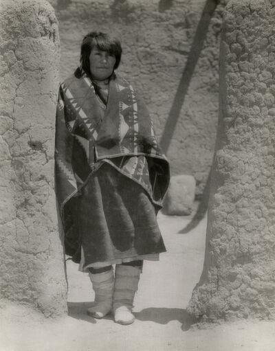 Forman Hanna, 'Santo Domingo Woman', 1925