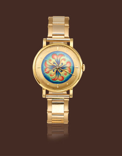 "Vacheron & Constantin, 'Yellow gold ""Flowers"" polychrome enamel'"
