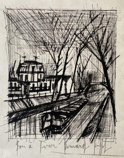 Bernard Buffet, 'Le Canal (The Canal)', 1968