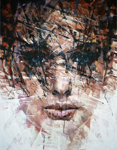 Alexander Ilichev, 'Mystical Portrait', ca. 2017