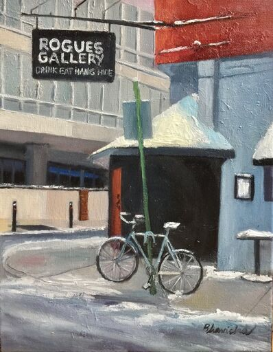 Bhavisha Patel, 'Rogues Gallery', 2019