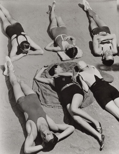 Hoyningen-Huene, 'Beachwear by Patou, Molyneux', 1930