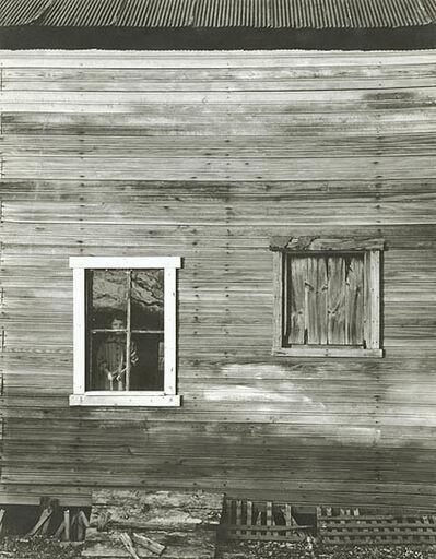 Jack Welpott, 'Nashville, Indiana (Girl in Window)', 1955/1955c