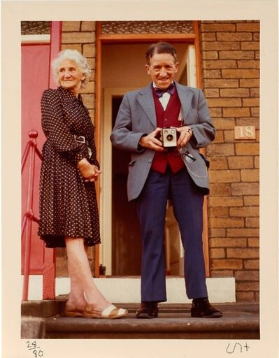 David Hockney, 'My Parents, from the Collection of Ileana Sonnabend', 1976