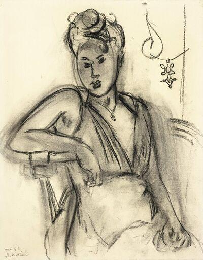 Henri Matisse, 'Femme assise (Michaela)', 1943