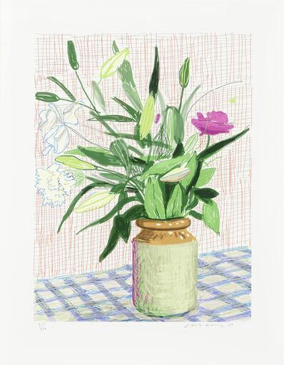 David Hockney, 'Untitled No.516, from 'A Bigger Book: Art Edition'