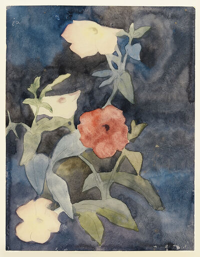 Charles Demuth, 'Flowers', ca. 1915