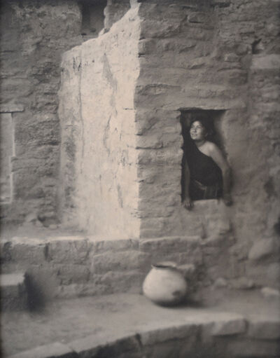 Laura Gilpin, 'The House of the Cliff Dweller, Mesa Verde National Park', 1925