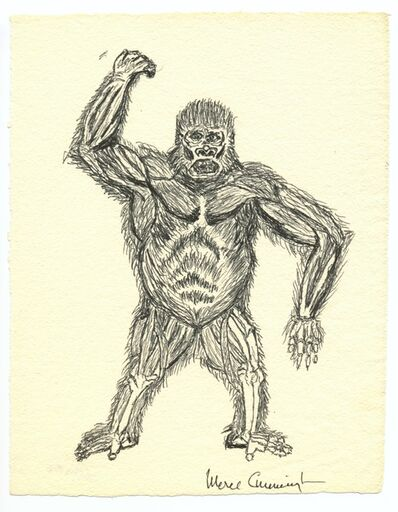 Merce Cunningham, 'Untitled (Gorilla)', 2003