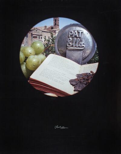 Luca Maria Patella, 'PAT Ella con SOL azione', 1985
