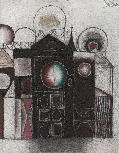 Franco Gentilini, 'La cattedrale', 1958