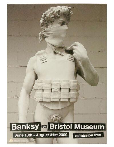 Banksy, 'DAVID (Banksy Vs. Bristol Museum)', 2009