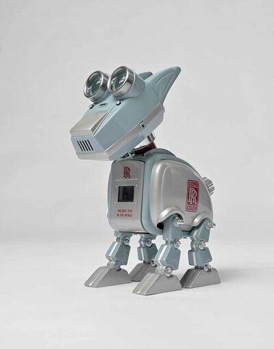 Stéphane Halleux, 'Robot Pet de Luxe', 2021