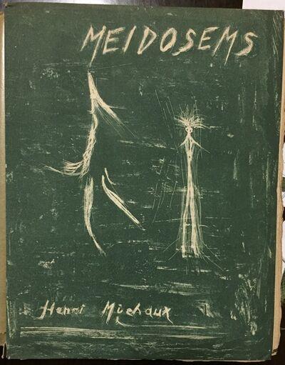 Henri Michaux, 'Meidosems', 1948