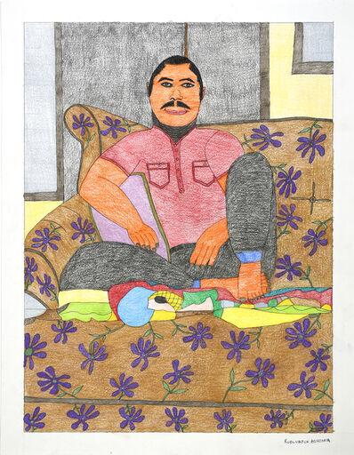 Kudluajuk Ashoona, 'Untitled (#199-0032)', 2013