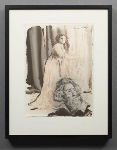 Hynek Martinec, 'Oscar Wilde', 2016