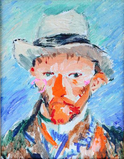 Mohammed Al Mahdi, '1 - Van Gogh', 2018