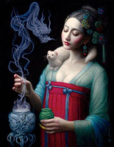Chie Yoshii, 'Incense', 2019
