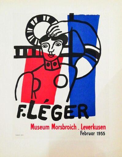 Fernand Léger, 'Museum Morsbroich - Feb 1955', 1959