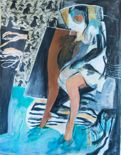 Marilyn Church, 'First Love', 2016