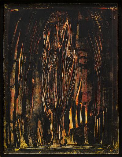 Cady Wells, 'Poplars, Jacona N.M.', 1953