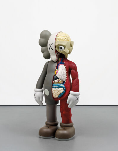 KAWS, 'Four Foot Dissected Companion', 2009