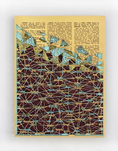 Pablo Lehmann, 'La última enciclopedia (divinidad, angustia, amor)', 2017