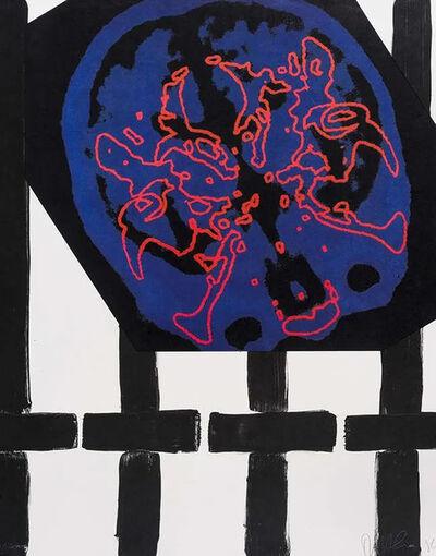 Robert Longo, 'Untitled (for Joseph Beuys)', 1986