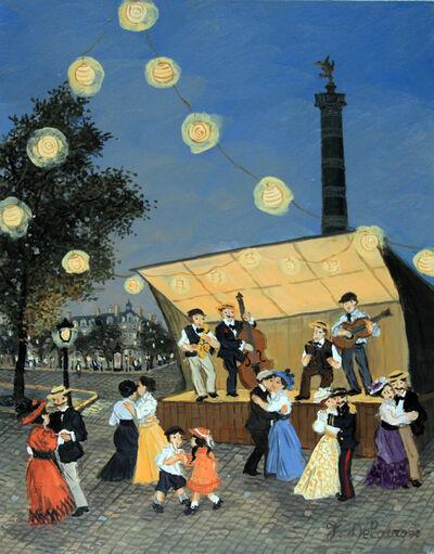 Fabienne Delacroix, 'Vive l'été'