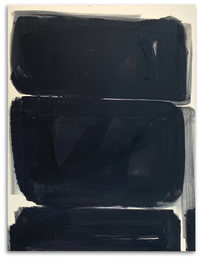 Yvonne Robert, 'Black Stack 02', 2019